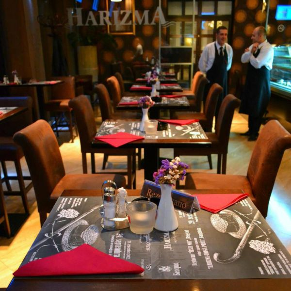 Ресторан Леонардо 1