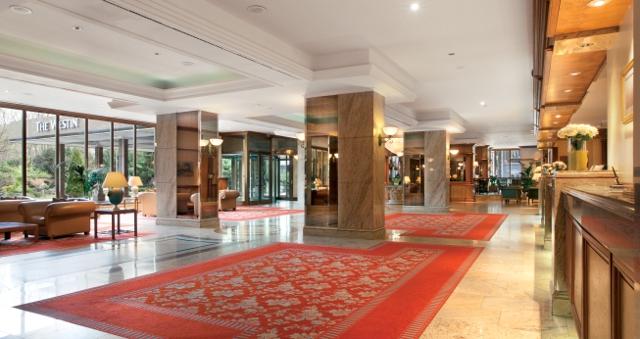 Unutrašnjost hotela