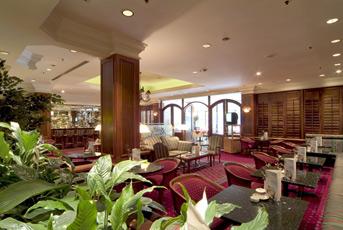 Diana Bar, Hotel Westin