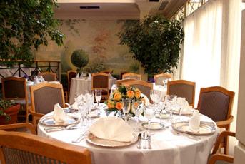 Hotel Westin, Restoran Kaptol