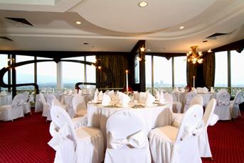 Interijer dvorane Opera za vjenčanje